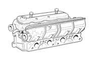 Picture for category Cylinder Head Spare Parts