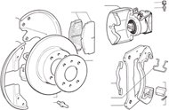 Picture for category Rear brakes