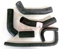Satz Wasserschläuche Fiat 124 BC/BS