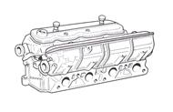 Bild für Kategorie Teile Zylinderkopf
