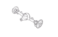 Picture for category Rear Axle