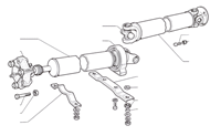 Picture for category Drive Shaft