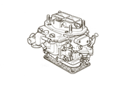 Picture for category Carburettor Parts