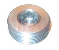 Blindstopfen Aluminium Getriebe