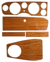Holzsatz 6 Armaturen