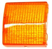 Glas/Kappe Rücklicht Blinker links