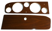 Holzsatz 5 Armaturen