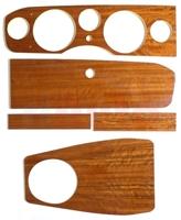 Holzsatz 5 Armaturen - 5-Teilig