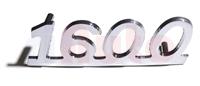 Schriftzug 1600