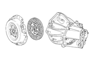 Picture for category Gearbox/Clutch