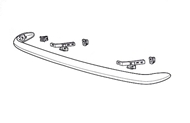 Bild für Kategorie Teile Stossstangen