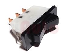 Schalter Gebläse/Lüftung schwarz