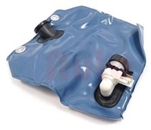 Wassersack Scheibenwaschanlage mit Pumpe
