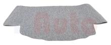 Teppich Kofferraum Grau