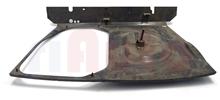 Bodenblech Kofferraum