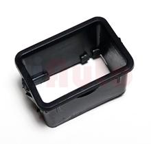 Rahmen Schalter schwarz