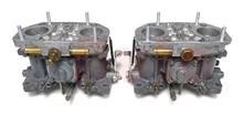 Paar Vergaser Solex C40 PII 6
